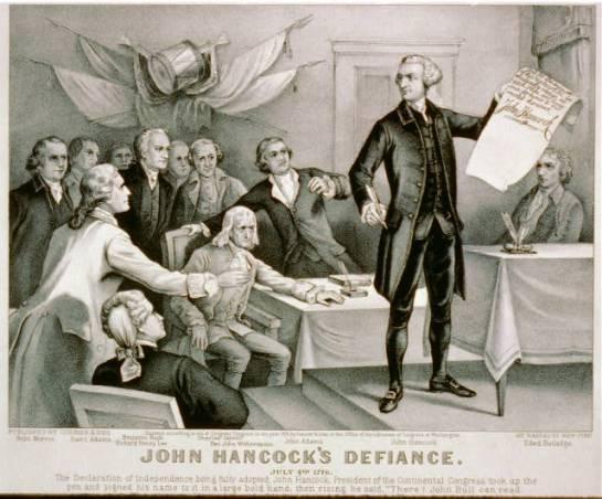 DOI - Hancock's Defiance